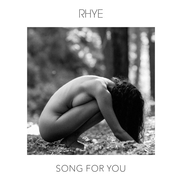 "Nieuwe single Rhye – ""Song For You"""
