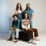 Interview Peach Pit: 'Het voelt nog steeds alsof ik in een kleine band speel uit Vancouver'