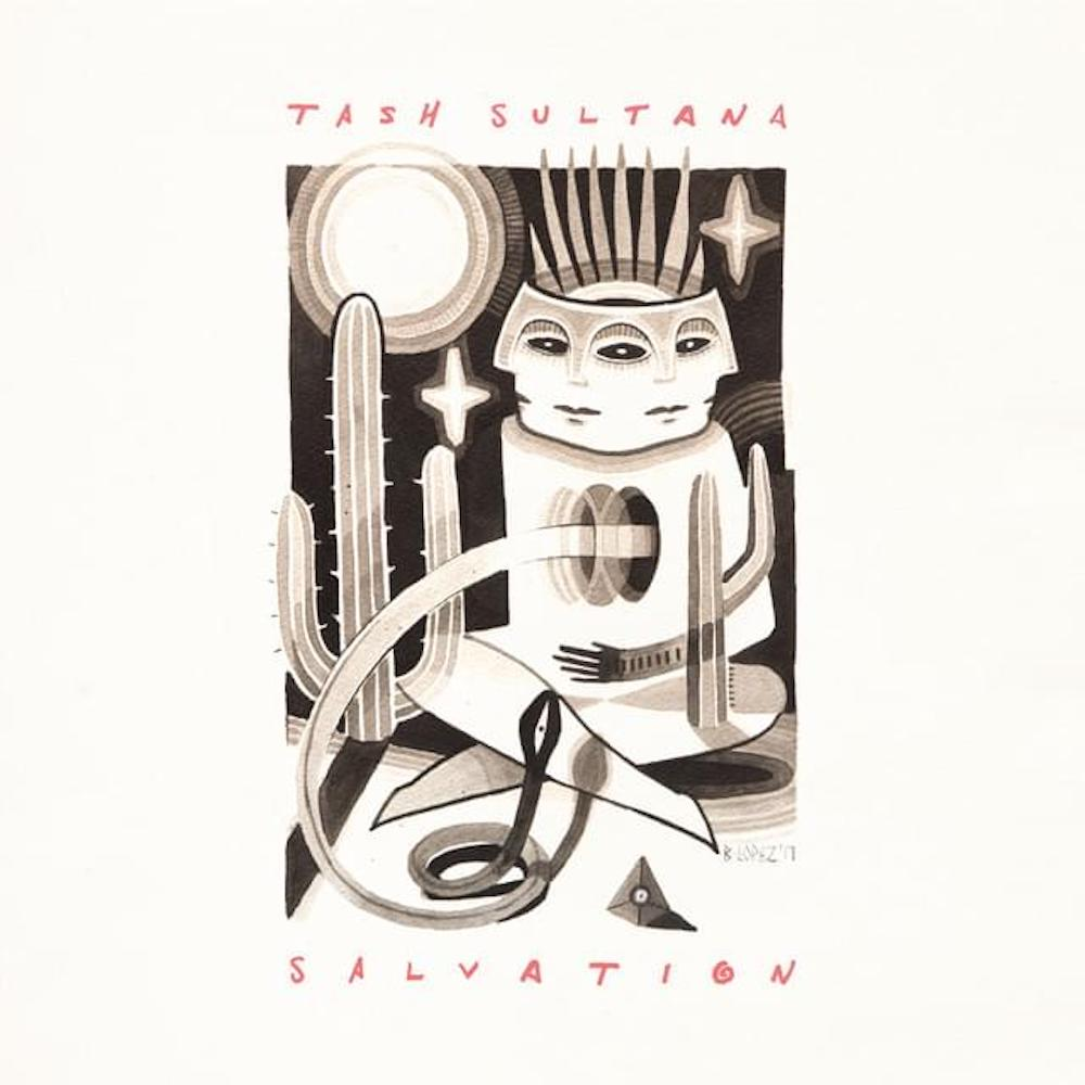 "Nieuwe single Tash Sultana – ""Salvation"""