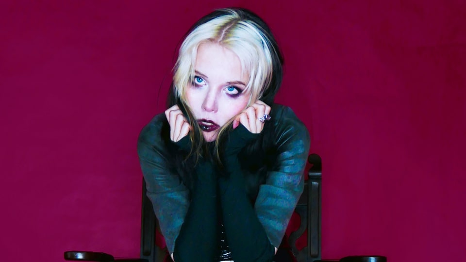 Alice Glass @ AB Club: Theatrale energie zonder subtiliteit