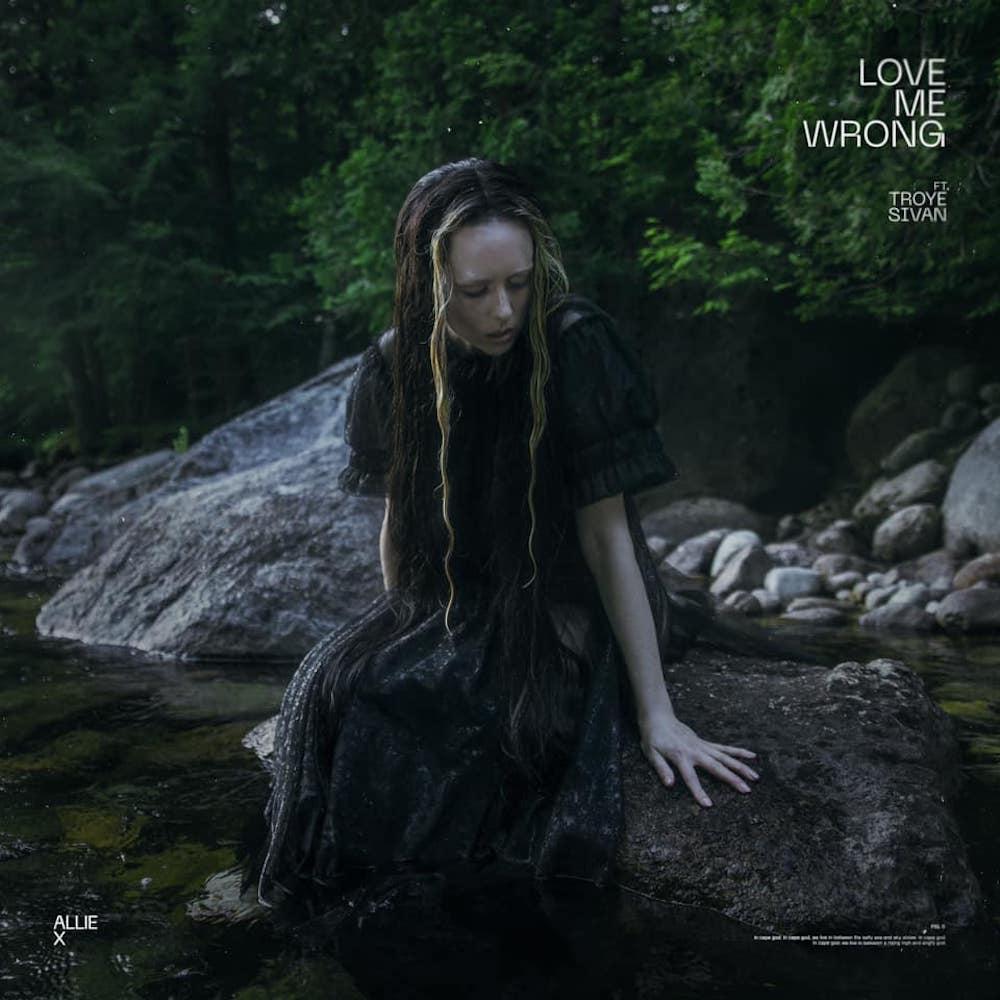 """Nieuwe single Allie X & Troye Sivan – """"Love Me Wrong"""""""
