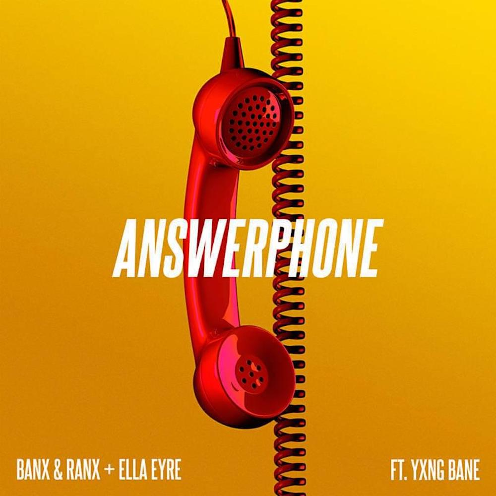 "Nieuwe single Banx & Ranx, Ella Eyre & Yxng Bane – ""Answerphone"""