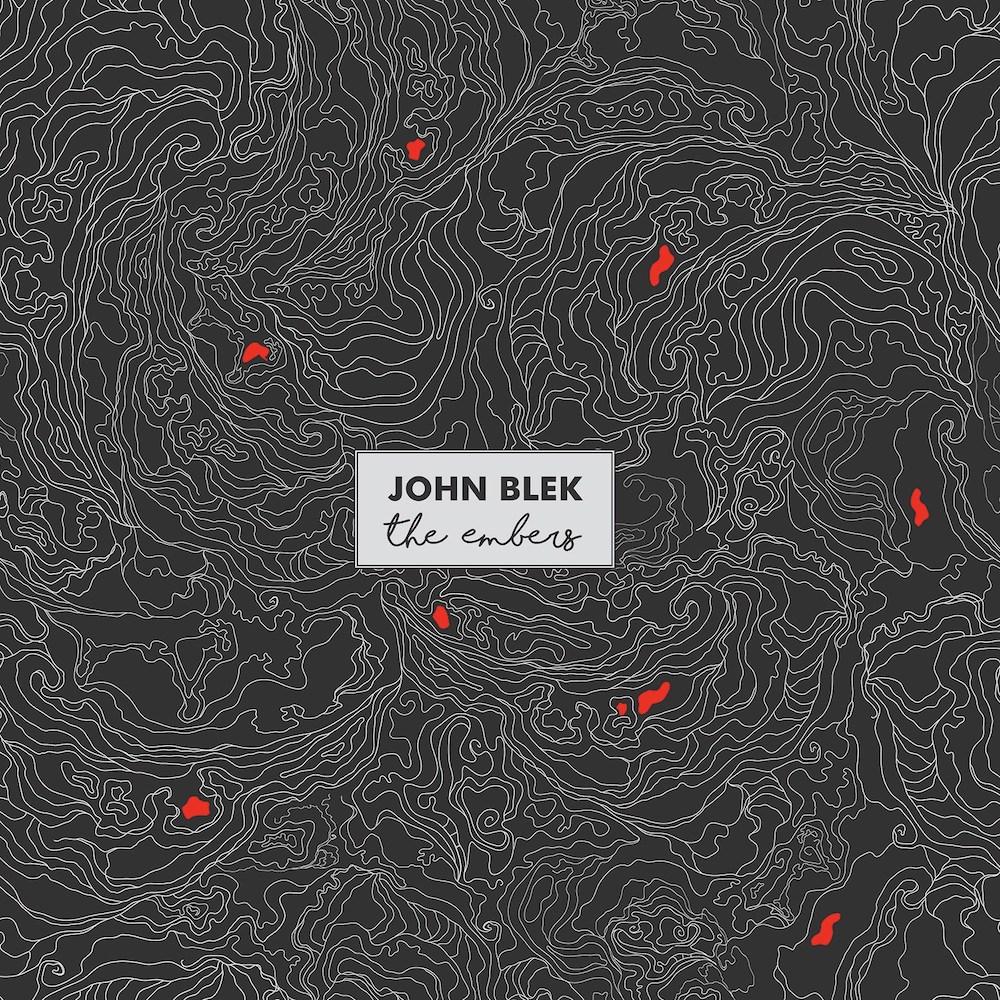 John Blek – The Embers (★★★½): Zacht uitdovende sintels
