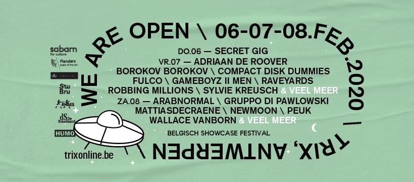 We Are Open 2020 (Dag 2): De toekomst van het vaderlandse muzieklandschap