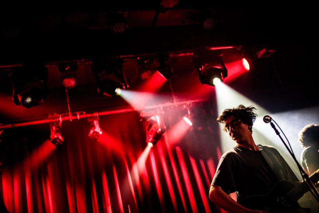 Twin Peaks @ Ancienne Belgique (AB Club): Onstuimiger dan de serie