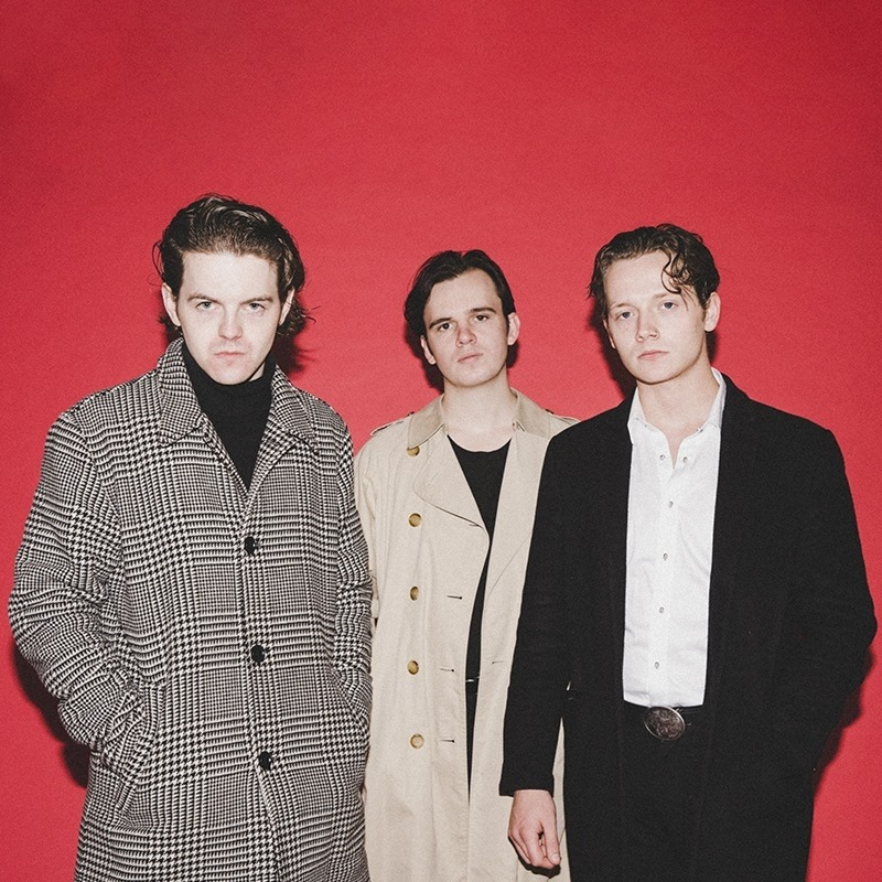 "Nieuwe single The Blinders – ""Forty Days And Forty Nights"""