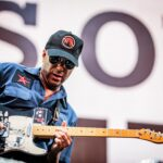 "Nieuwe single Tom Morello - ""Stand Up"" feat. Shea Diamond, Dan Reynolds & The Bloody Beetroots"