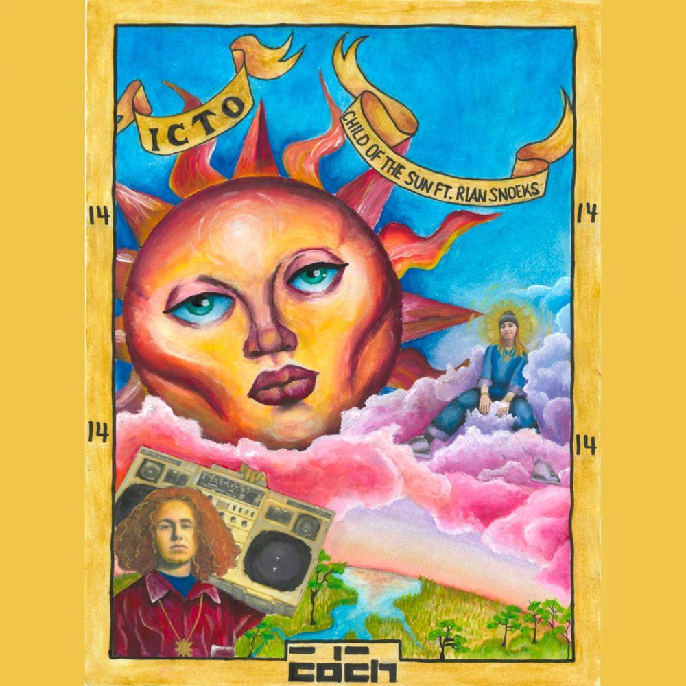 "Nieuwe single ICTO feat. Rian Snoeks – ""Child Of The Sun"""
