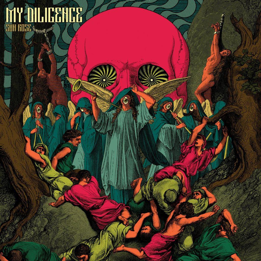 My Diligence – Sun Rose (★★★★): Een sierlijke eruptie van onversneden rock 'n roll