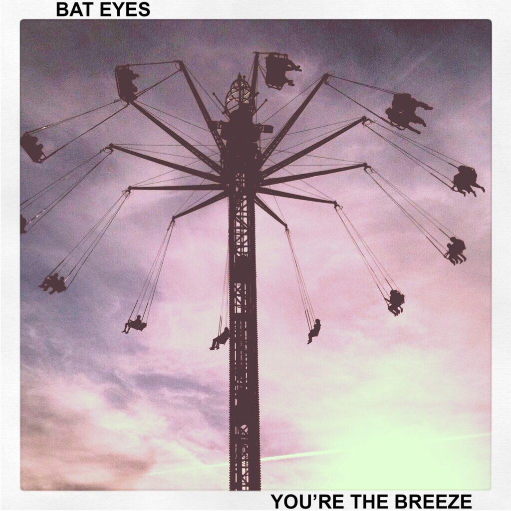 "Nieuwe single Bat Eyes – ""You're the Breeze"""
