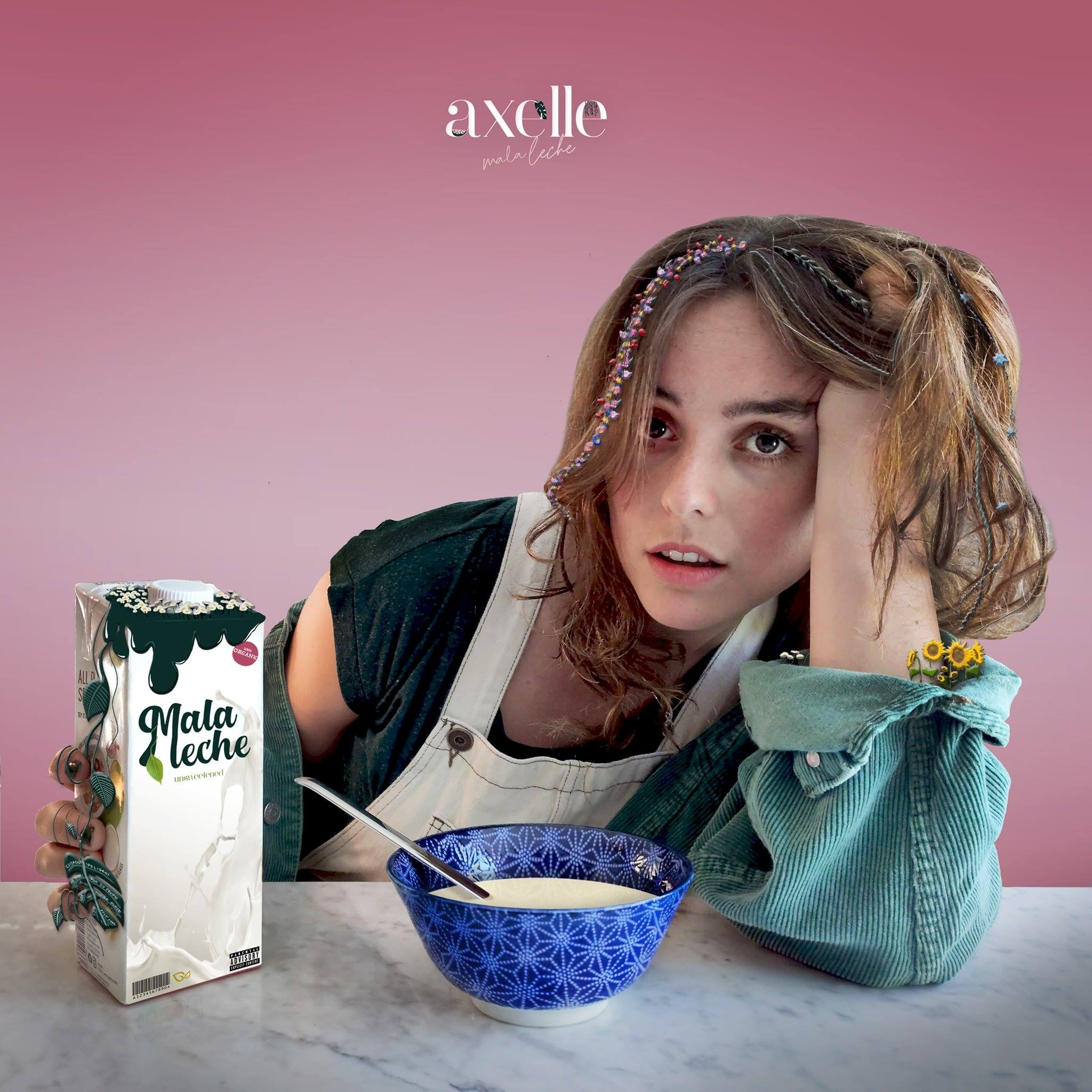 "Debuutsingle Axelle – ""Mala Leche"""