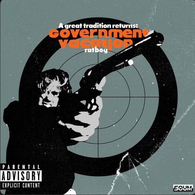 RAT BOY – GOVERNMENT VACATION (★★½): Gedurfd perspectief, minder gewaagd groovewerk