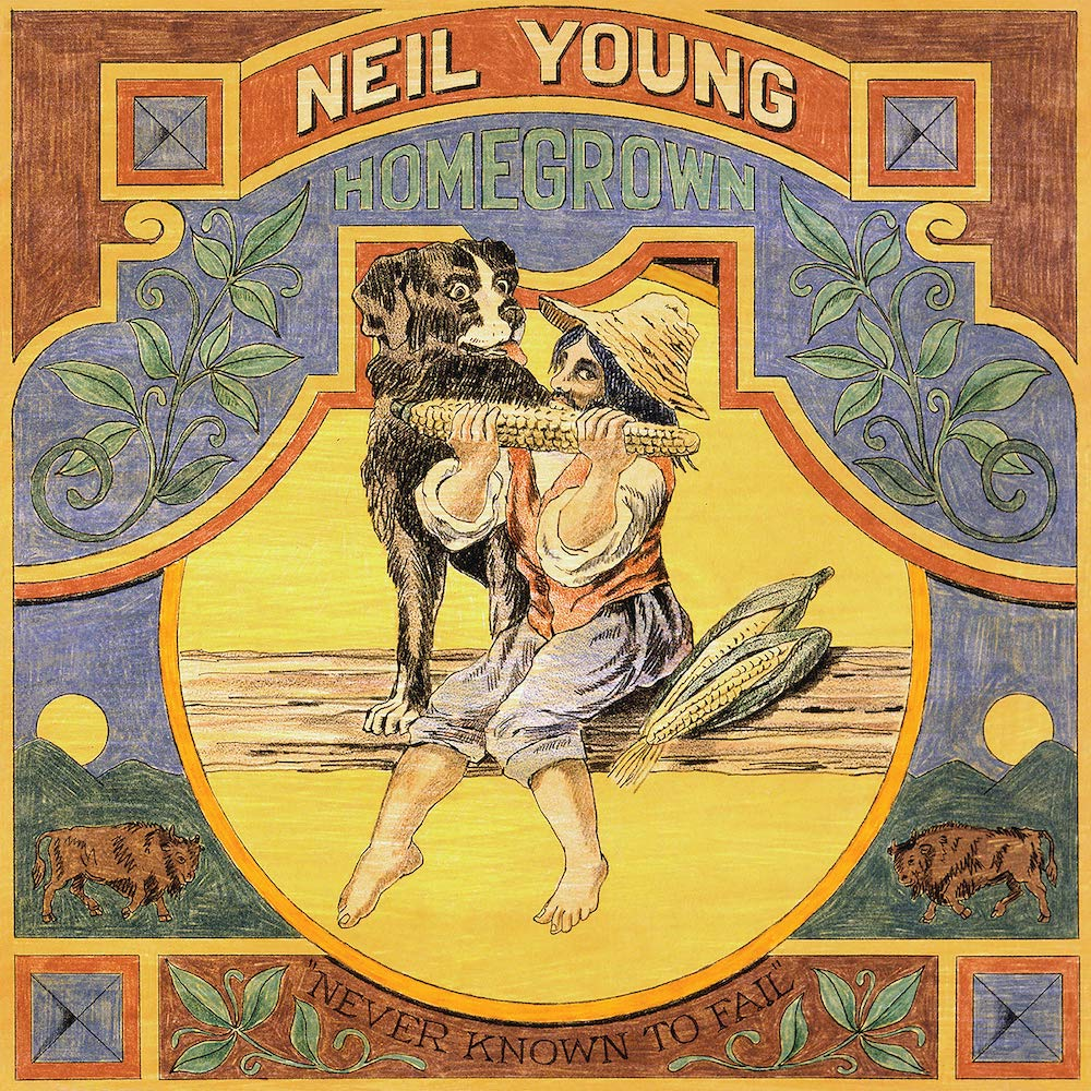 Neil Young – Homegrown (★★★★): 45 jaar wachten grotendeels beloond