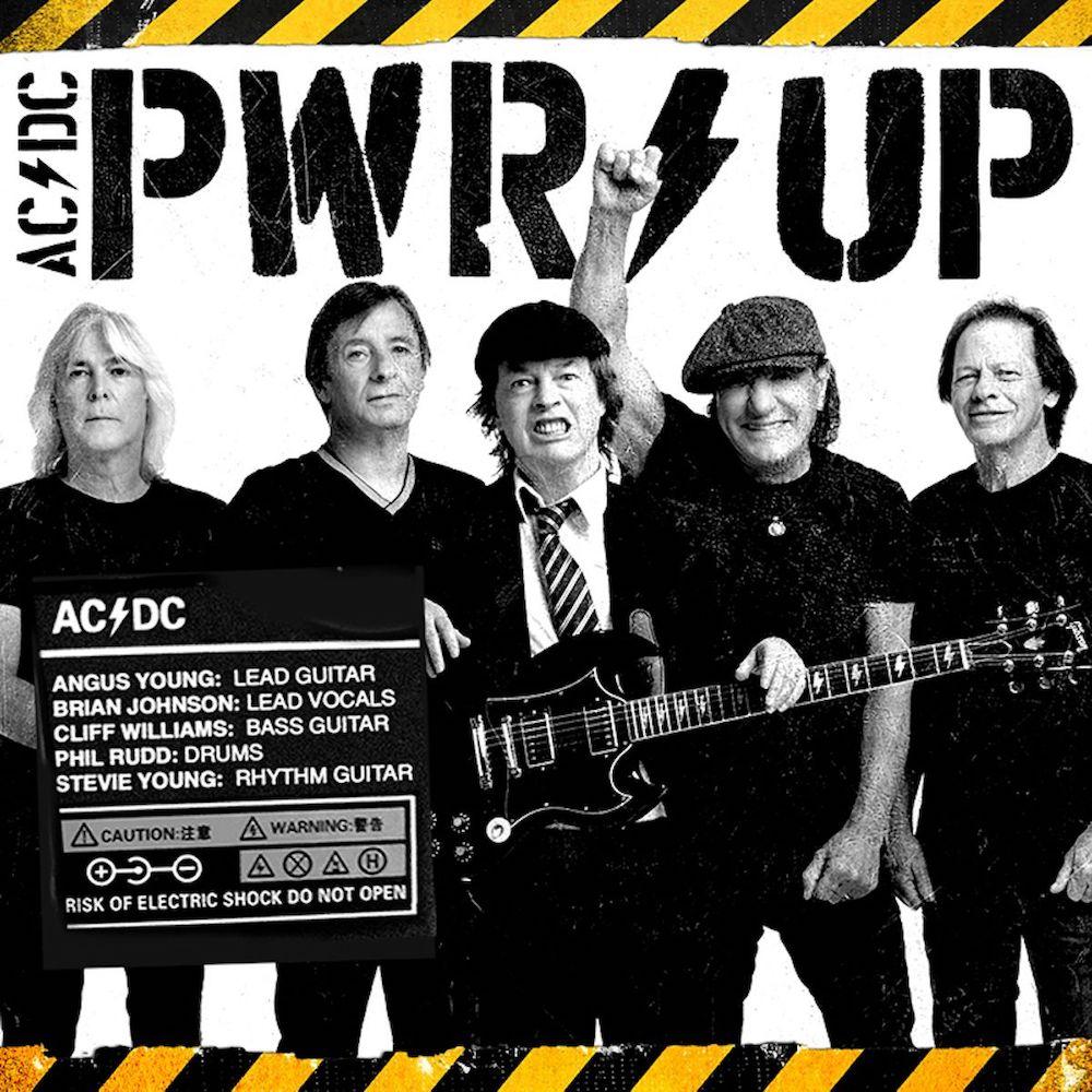 """Nieuwe single AC/DC – """"Realize"""""""