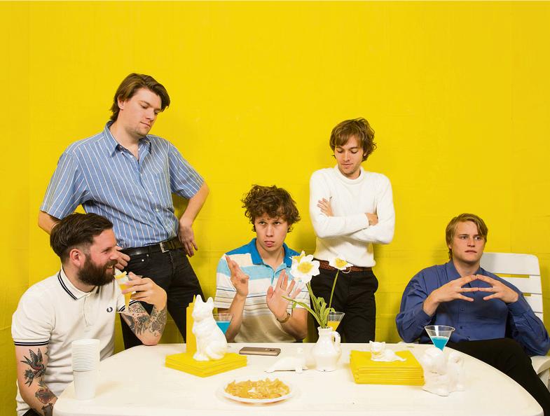 Afterpartees – Life is Easy (★★★½): Speelse, enthousiaste garagerock met een indierandje