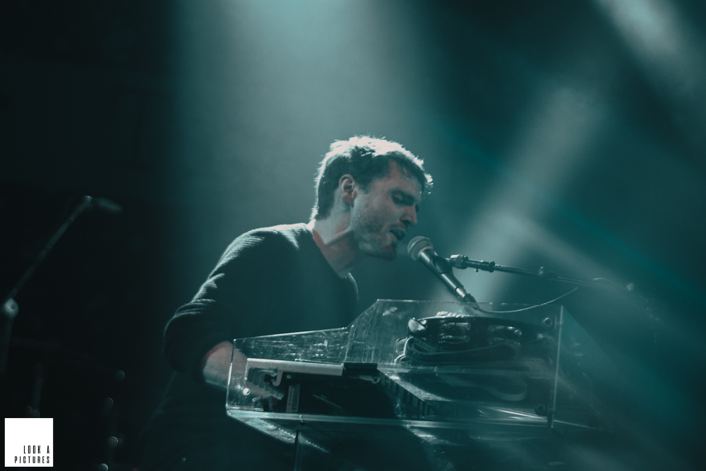Air Traffic @ Ancienne Belgique (AB): Voor de fans