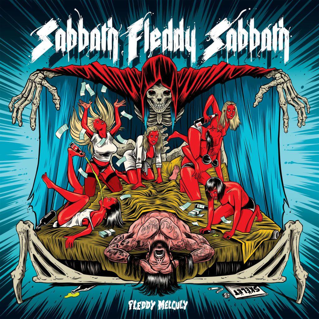 Fleddy Melculy – Sabbath Fleddy Sabbath (★★★): Alle subgenres samen