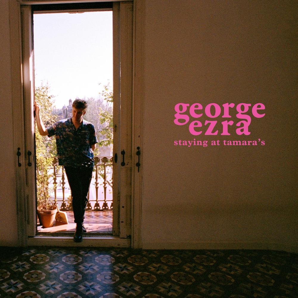 George Ezra – Staying At Tamara's (★★★): Wat meer dan enkel vrolijke deuntjes