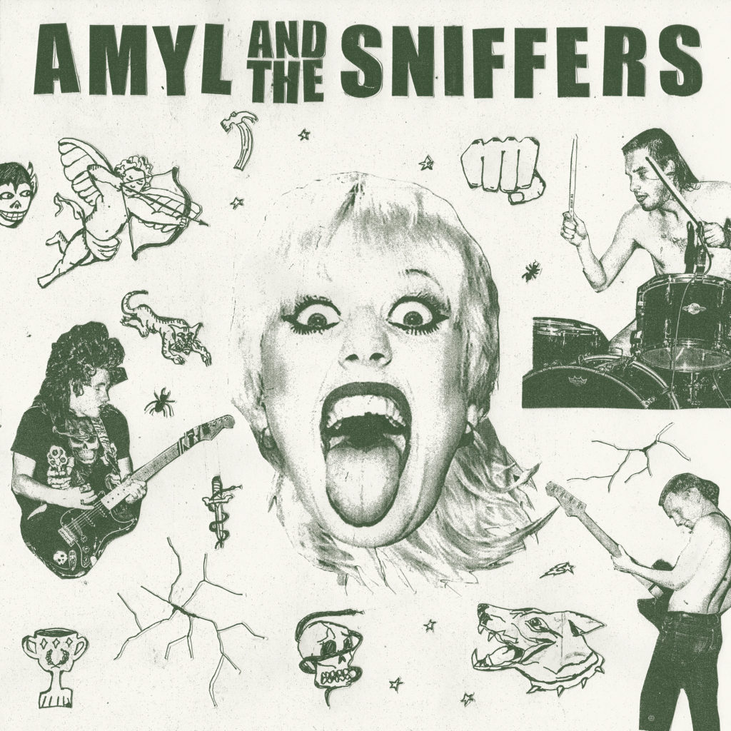 Amyl and the Sniffers – Amyl and the Sniffers (★★★½): Punk is dood, lang leve punk