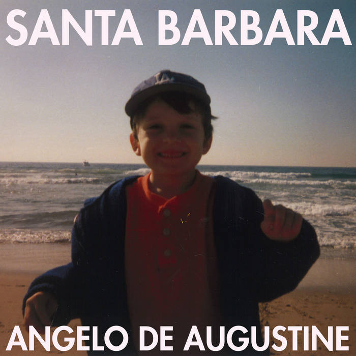"Nieuwe single Angelo De Augustine – ""Santa Barbara"""