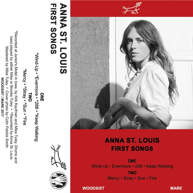 "Nieuwe single Anna St. Louis – ""Fire"""