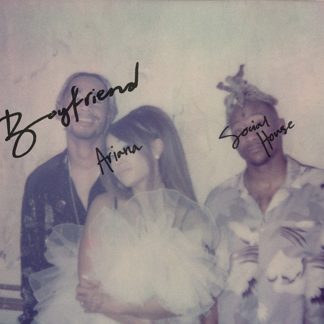"Nieuwe single Ariana Grande ft. Social House – ""Boyfriend"""