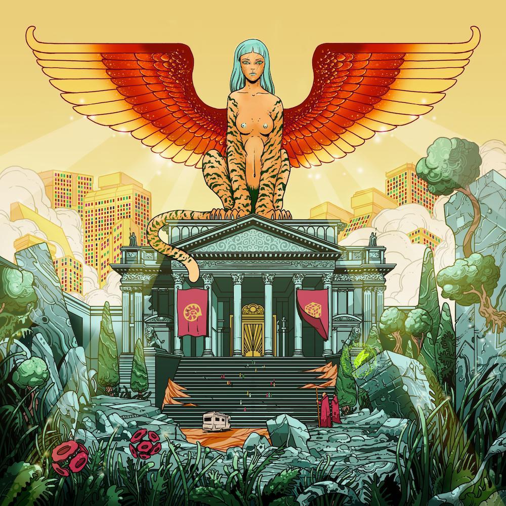 Absynthe Minded – Riddle of the Sphinx (★★★): Afscheid van de karaktervolle zigeunerrock