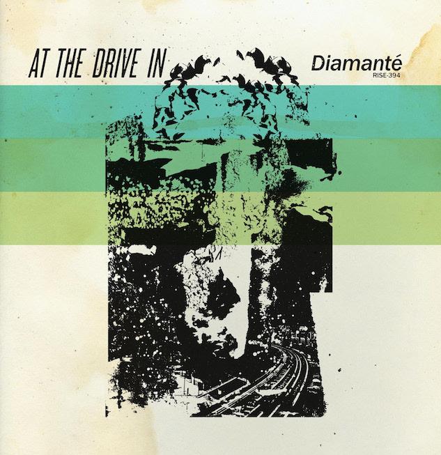 At The Drive-In – Diamanté EP (★★★): een hakkelende TGV