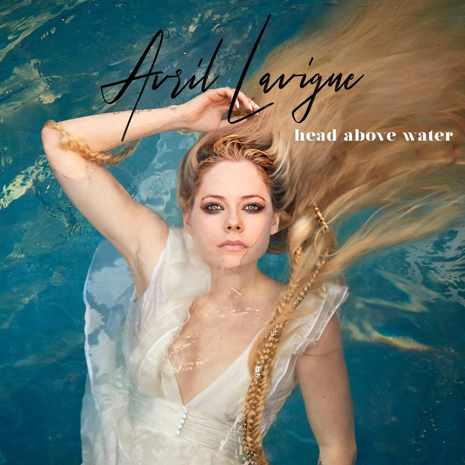 "Nieuwe single Avril Lavigne – ""Head Above Water"""