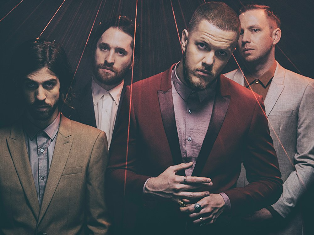 "Nieuwe single Imagine Dragons – ""Next To Me"""