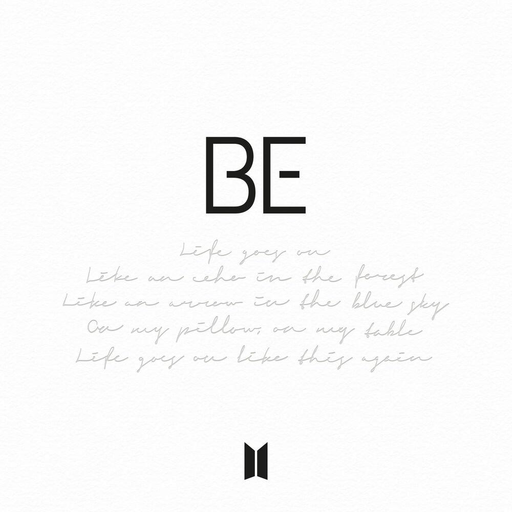 BTS – BE (★★): Langgerekte ep in twee delen