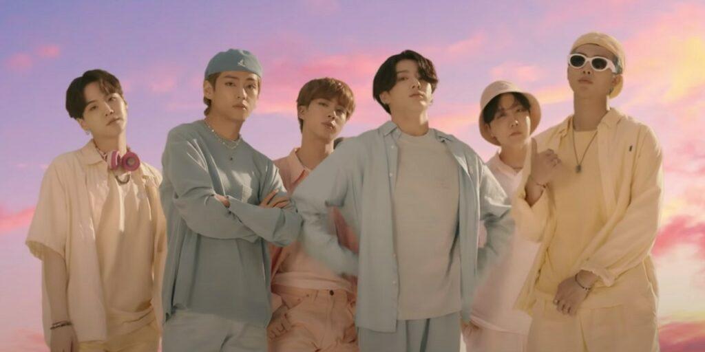 """Nieuwe single BTS – """"Dynamite"""""""