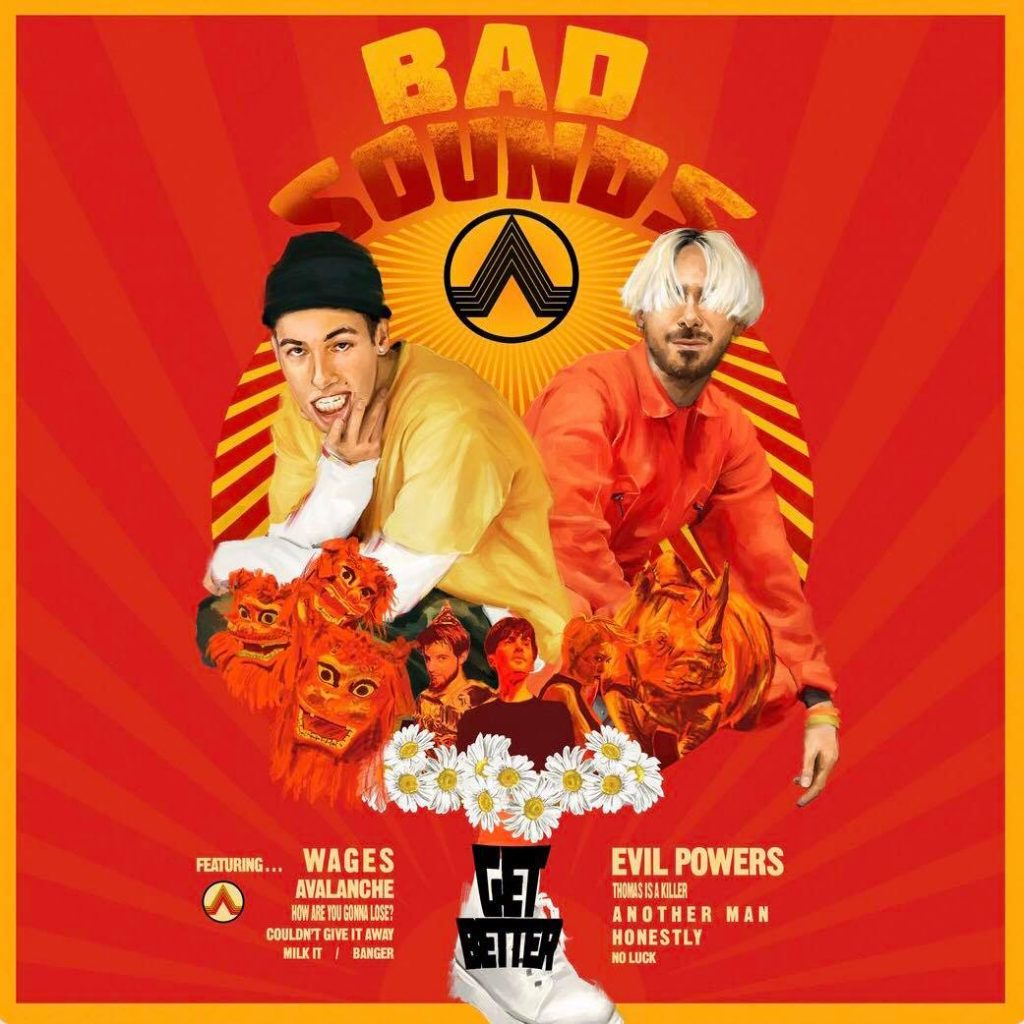 "Nieuwe single Bad Sounds – ""Honestly"""