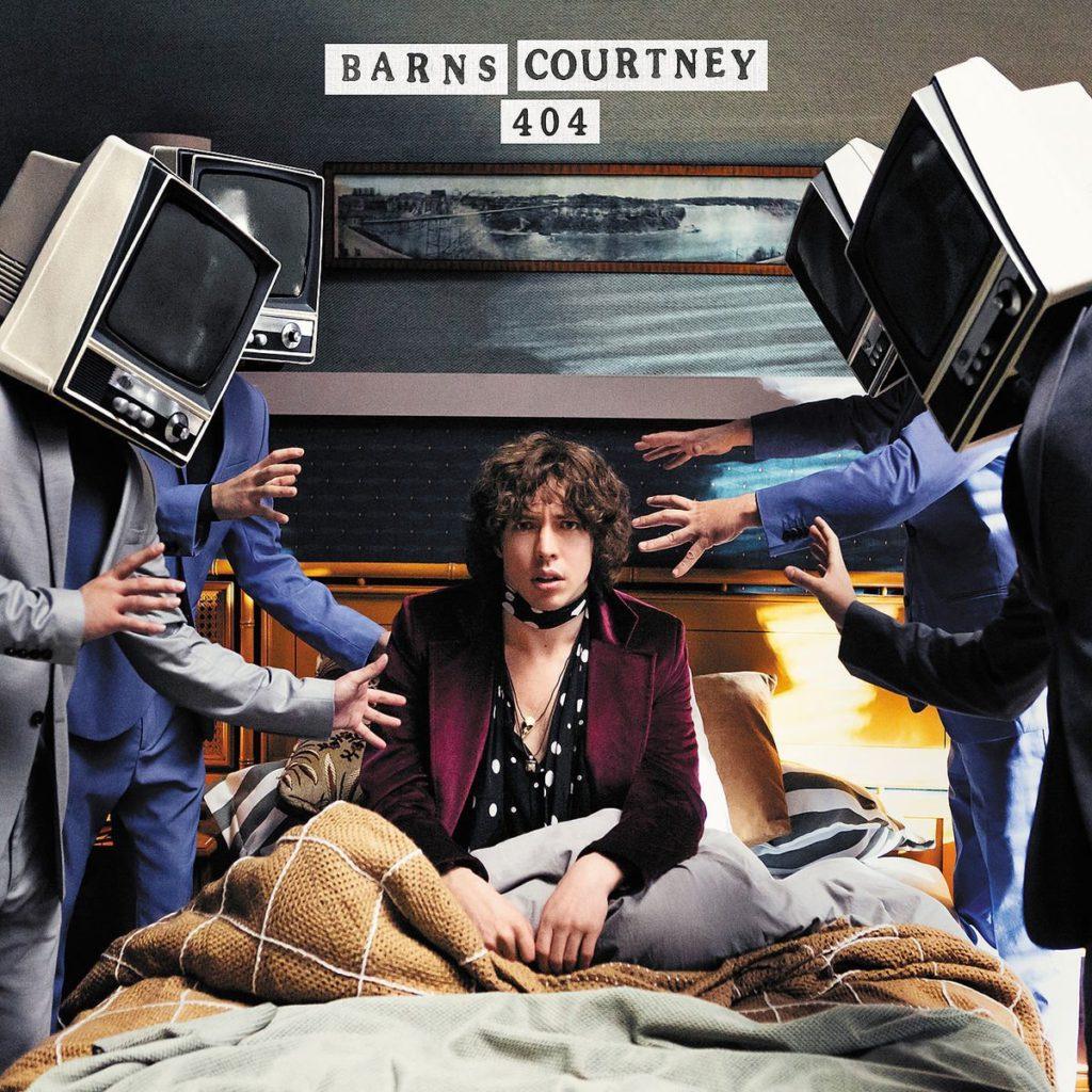 Barns Courtney – 404 (★★★★): Het begin van veel meer