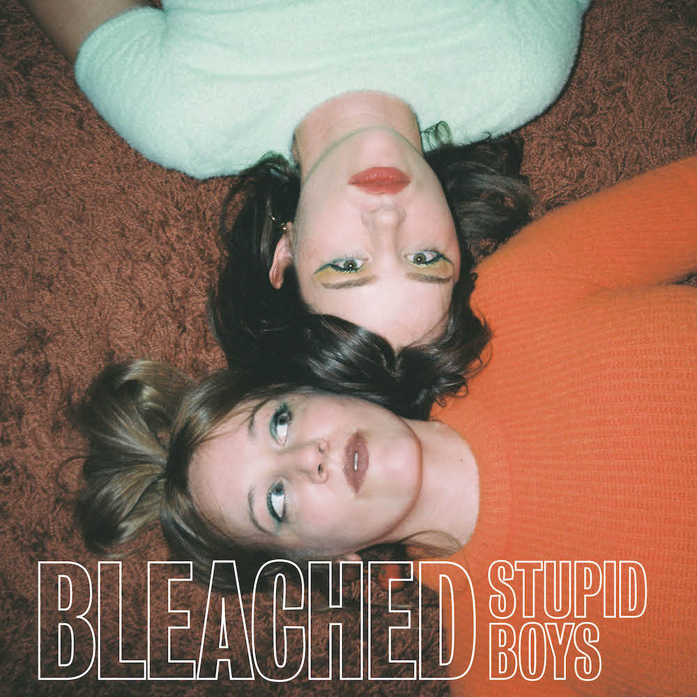"Nieuwe single Bleached – ""Stupid Boys"""
