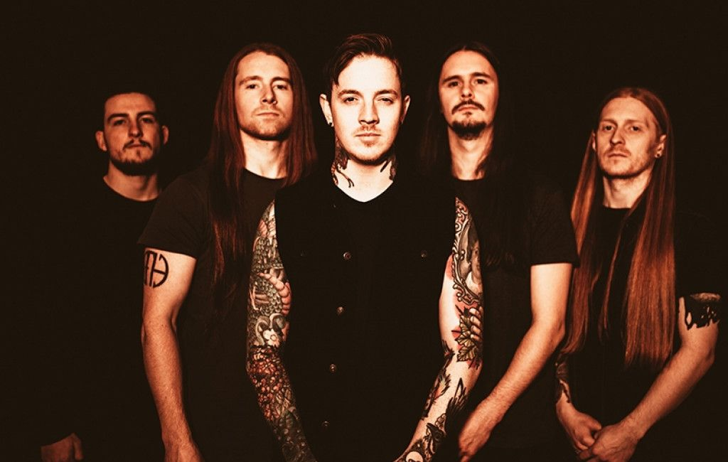"""Nieuwe single Bleed From Within – """"Night Crossing"""""""