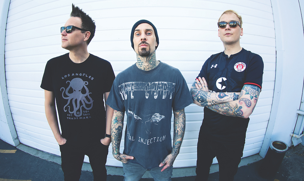 "Nieuwe single blink-182 – ""Quarantine"""