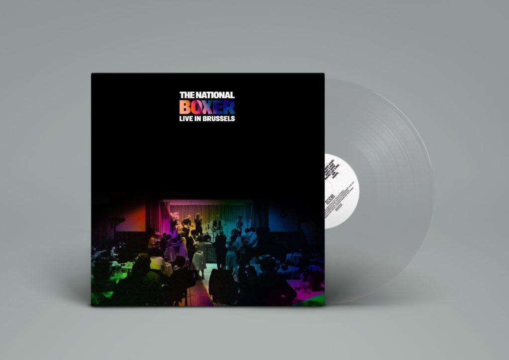 The National brengt opname van concert in Brussel uit op vinyl!