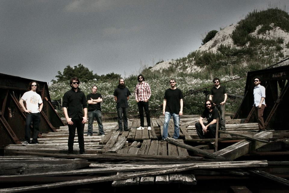 "Nieuwe single The Budos Band – ""Veil of Shadows"""