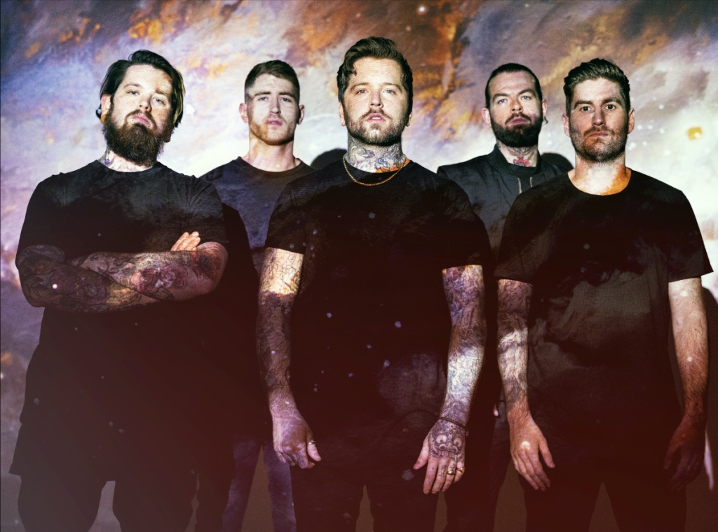 "Nieuwe single Bury Tomorrow – ""Gods & Machines"""