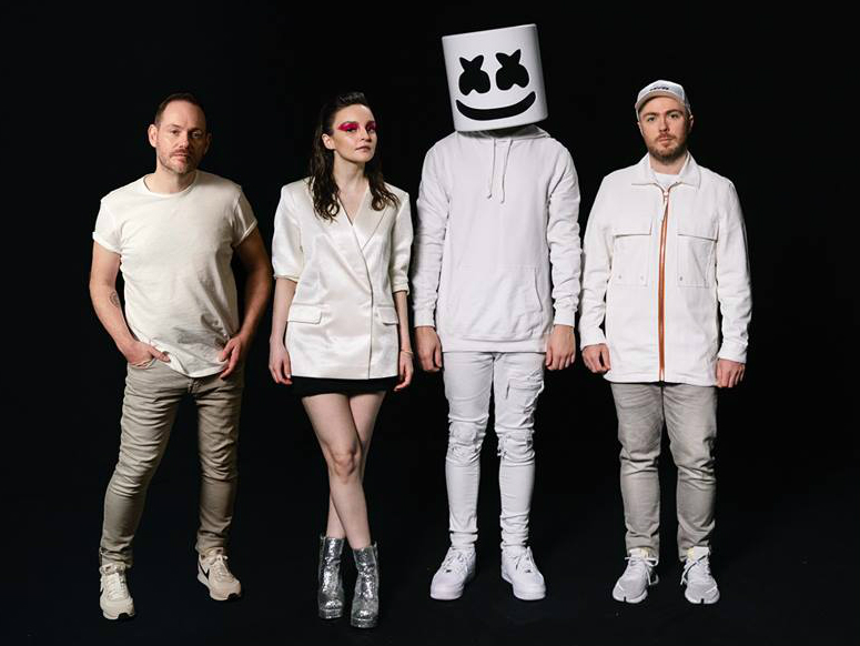 "Nieuwe single Marshmello & CHVRCHES – ""Here With Me"""