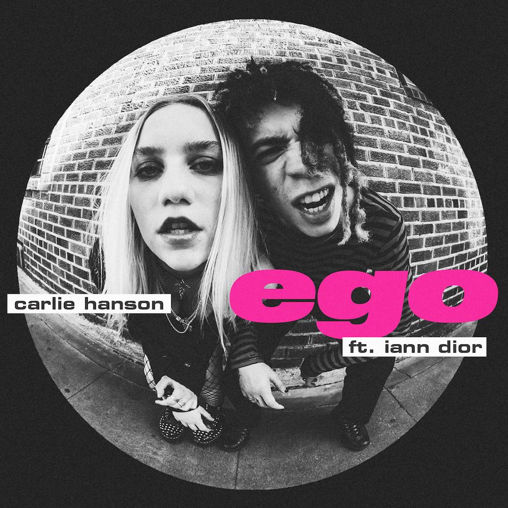 """Nieuwe single Carlie Hanson – """"ego"""" (feat. iann dior)"""