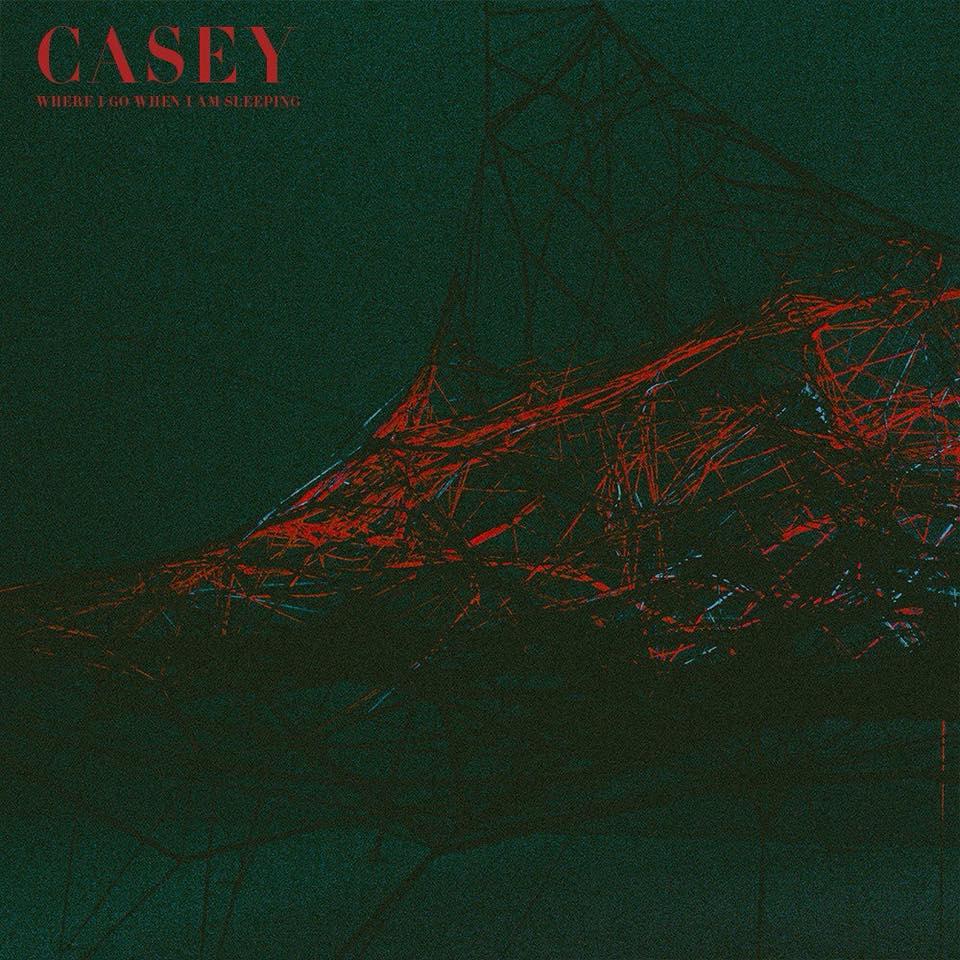 Casey – Where I Go When I'm Sleeping (★★★★½): Bedevaartsoord voor getormenteerde zielen