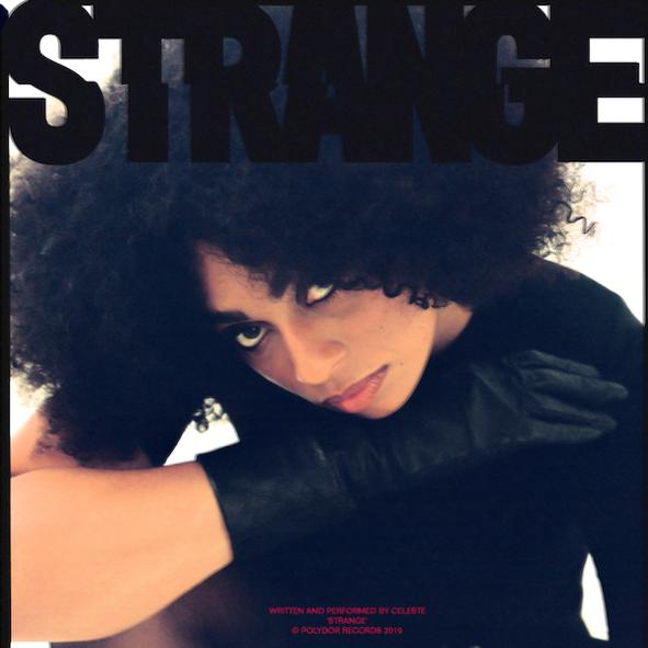 "Nieuwe single Celeste – ""Strange"""