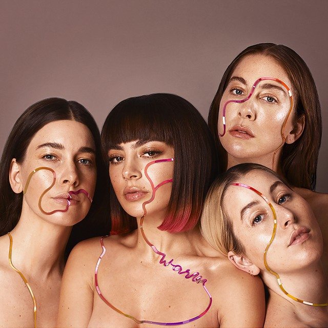 "Nieuwe single Charli XCX ft. HAIM –  ""Warm"""