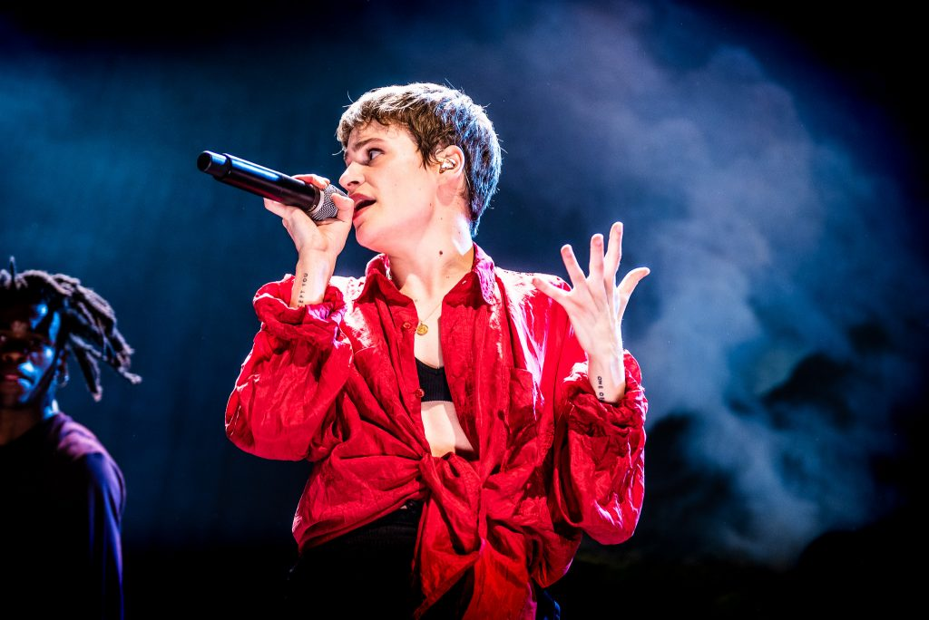 """Nieuwe single Christine And The Queens – """"Eyes of a Child"""""""