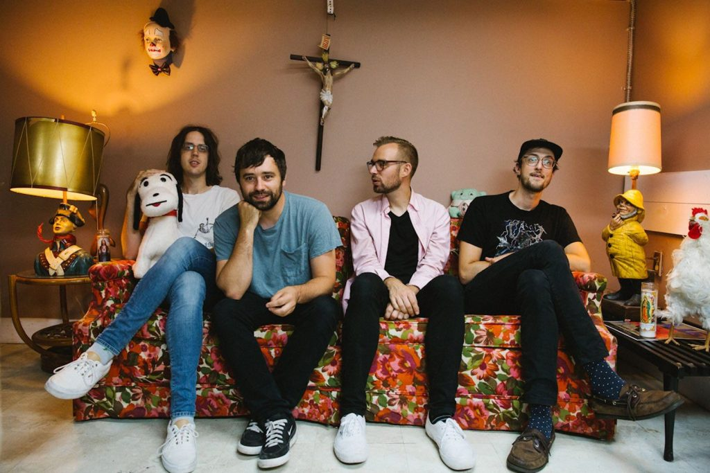 "Nieuwe single Cloud Nothings – ""The Echo Of The World"""