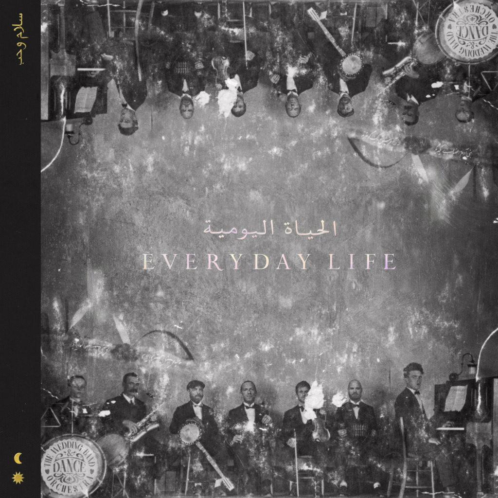 Coldplay – Everyday Life (★★★★): Actuele wereldreis