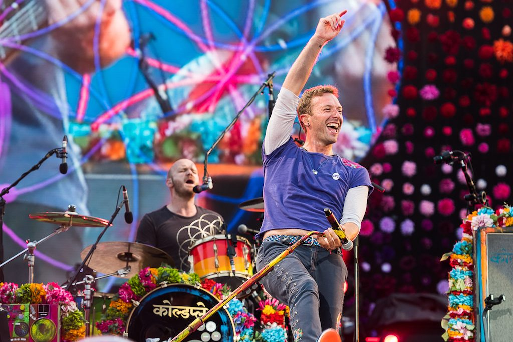 """Nieuwe singles Coldplay – """"Daddy"""" & """"Champion Of The World"""""""