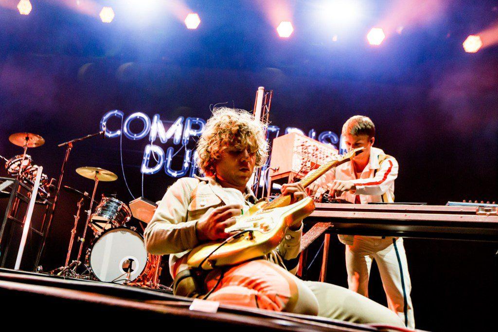 Interview Compact Disk Dummies: 'De inspiratie kwam er na een week met veel wijn en een playstation'
